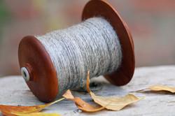 Coopworth Wool on Bobbin