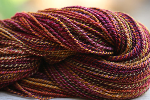 """Light Worsted Weight Mixed BFL """"Balance"""" (skein #2)"""
