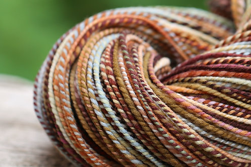 """Light Worsted Weight Rambouillet """"Happy Happy Thank You!"""""""