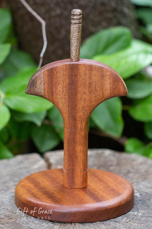 Mahogany Wood Andean Plyer (#1)