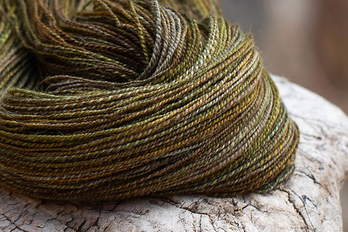 "Fingering Weight Mixed BFL ""Piedmont Flora"""