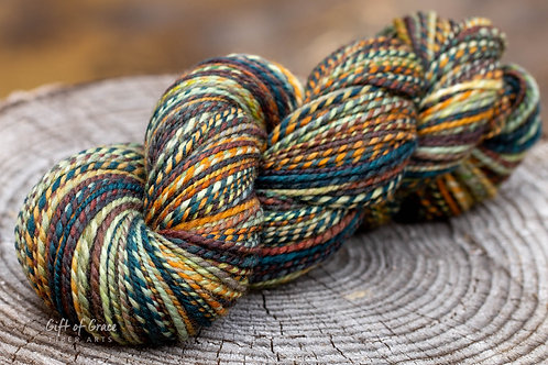 "Light Worsted Weight Polwarth ""Town and Country"""