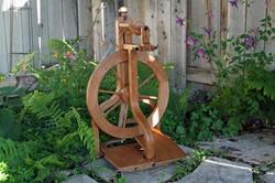 My Schact Matchless wheel Zen.