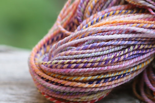 """Worsted Weight Polwarth """"In Bloom"""""""