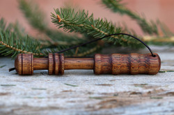 Handmade WPI Gauge in Koa Wood