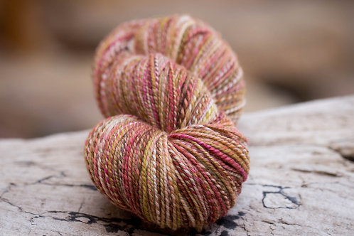 "Sport Weight Organic Polwarth ""Hellebores"""