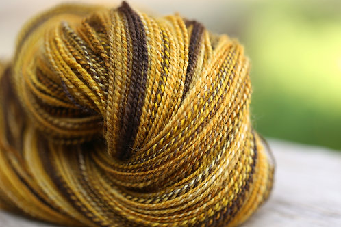 "Fingering Weight BFL""Honeycomb"""