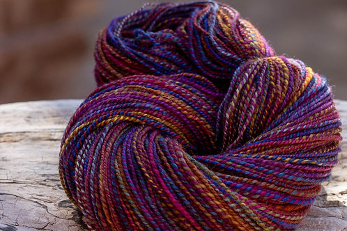"DK Weight Mixed BFL ""Evening Blooms"""