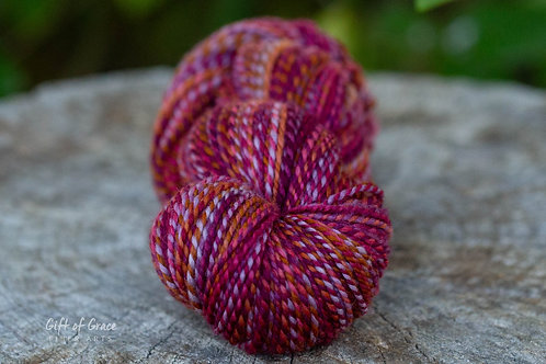 "Worsted Weight Falkland ""Firefly"""