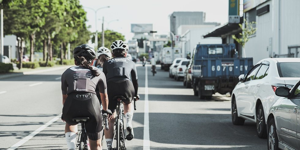 Team CYTO Women's Ride Series 07/25 女子約騎