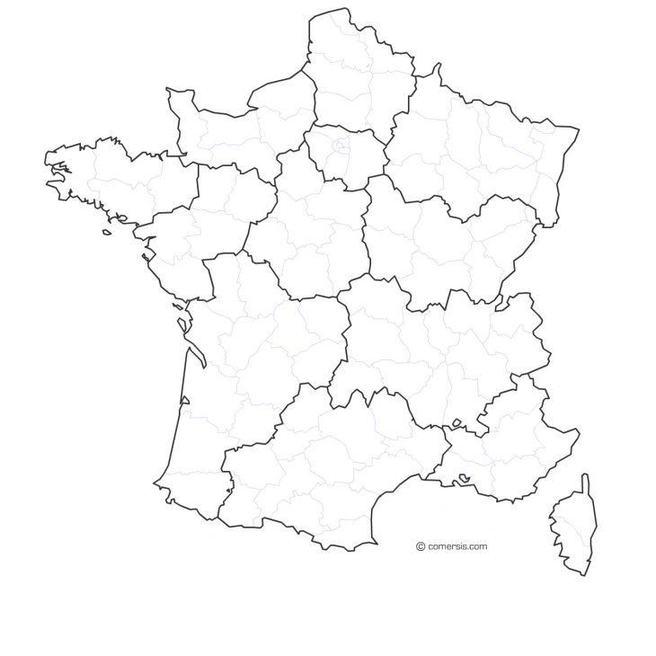 carte-france-departement-vierge-cosproca