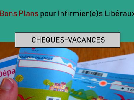 Bons Plans : Chèques-Vacances pour les IDEL !