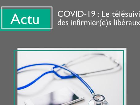 COVID-19 : Le télésuivi des IDEL
