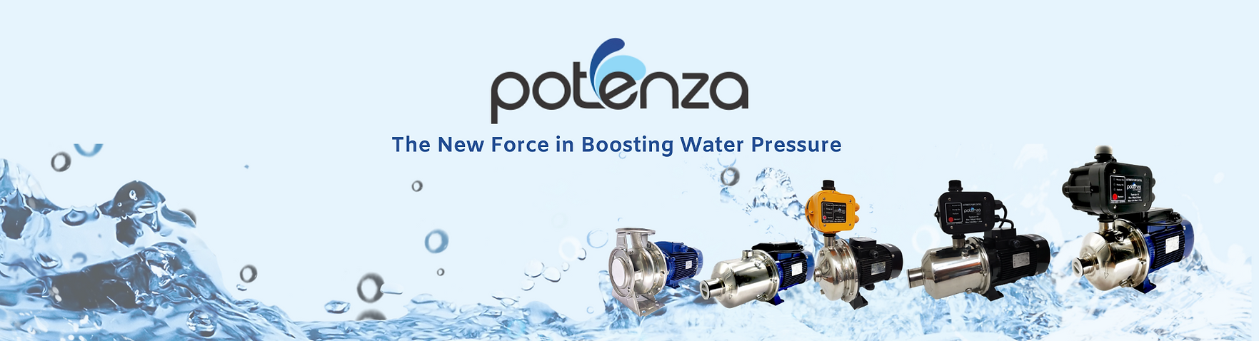 The New Force in Boosting Water Pressure