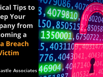 6 Critical Tips to Keep Your Company from Becoming a Data Breach Victim