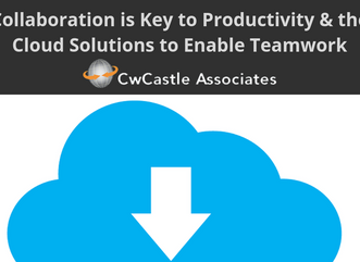 Why Collaboration is Key to Productivity & the Best Cloud Solutions to Enable Teamwork
