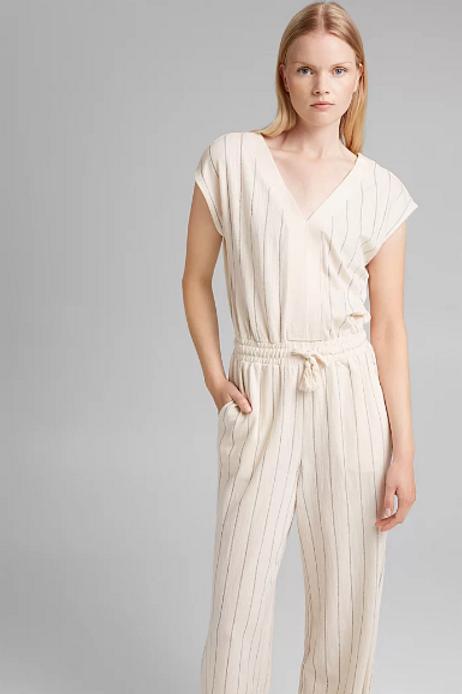 ESpirt - Aubre Linen Jumpsuit