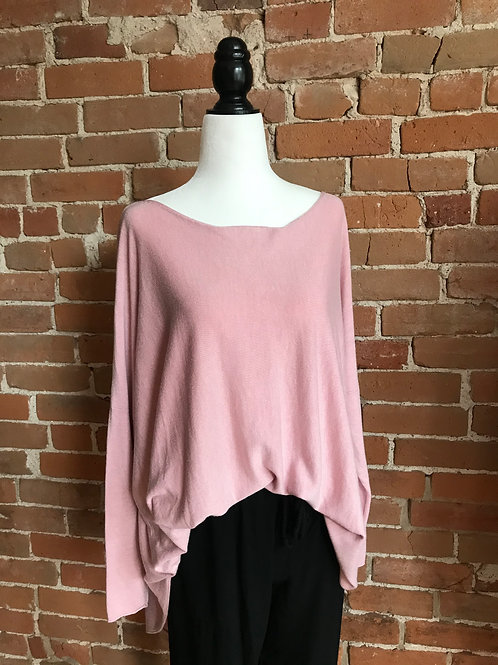 Made in Italy - Blush Sweater
