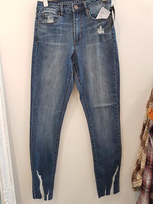 AOS Rene Georgetown High Rise Skinny Jeans