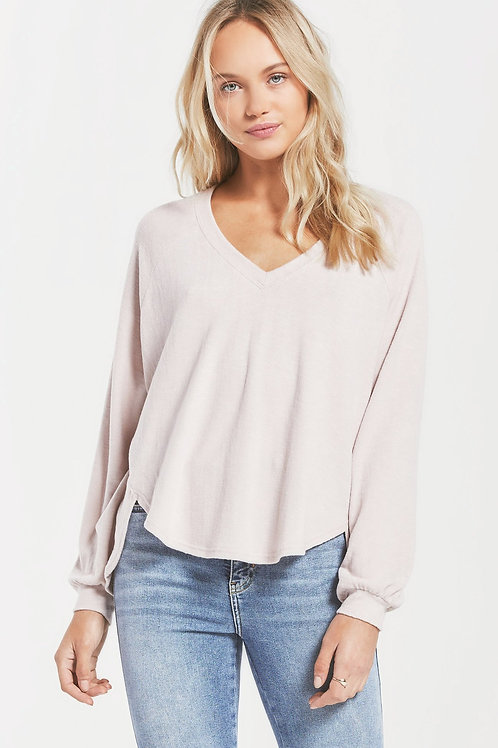 Z Supply - Plira Slub Sweater Top