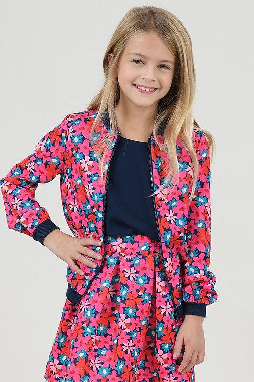 Mini Molly Floral Jacket
