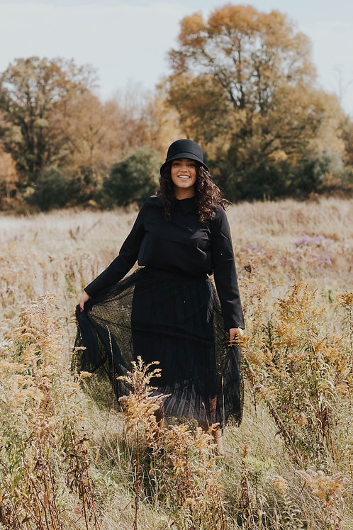 Molly Bracken - Woven Skirt