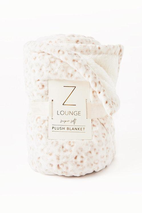 Z Supply Sunday Leo Plush Blanket