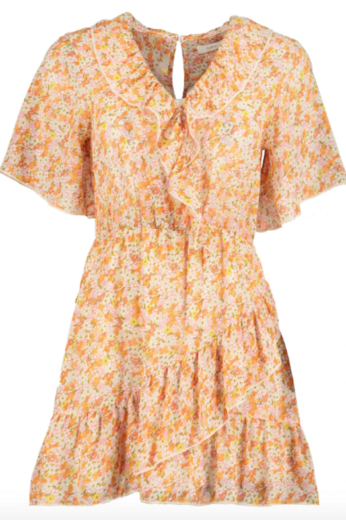 Bishop & Young - Zoey Ruffle Dress