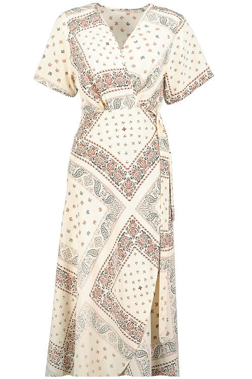 Bishop & Young Corsica Wrap Dress