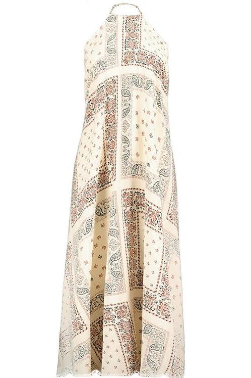 Bishop & Young - Corsica Halter Dress