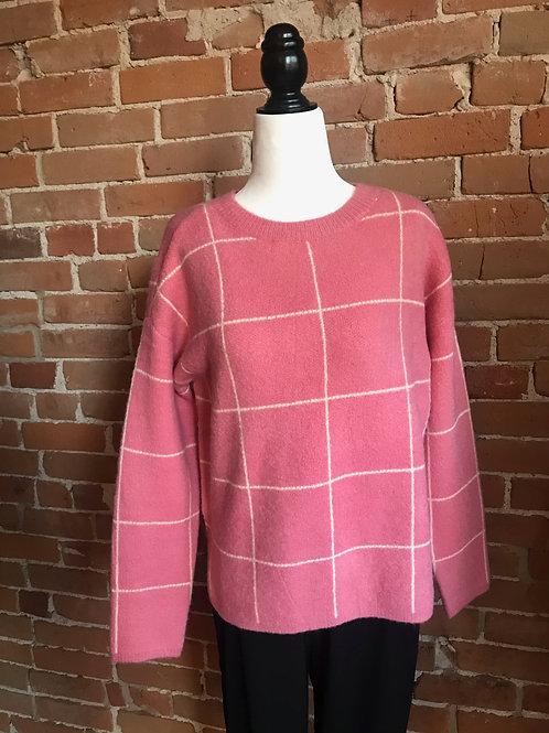 Pepaloves - Pink Stripped Sweater