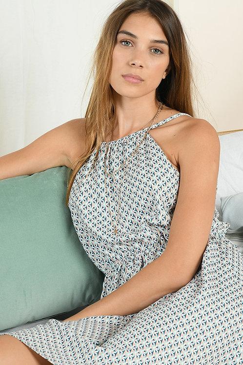 Molly Bracken Dress with American Collar