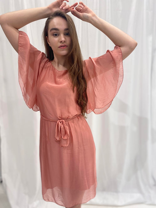 Made in Italy Rose Dress