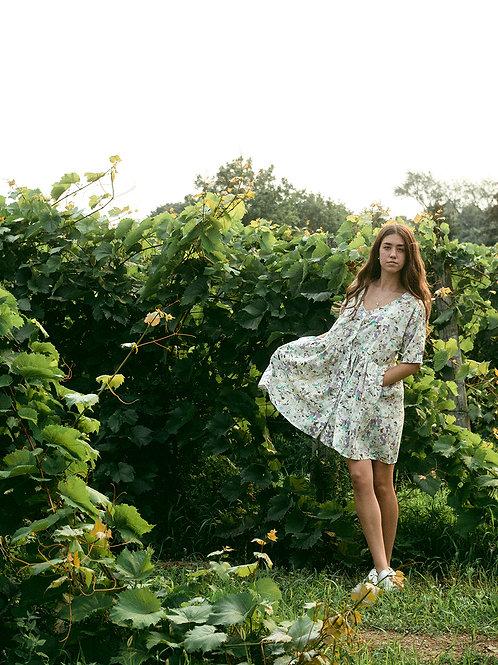 Molly Bracken Betty Button Dress