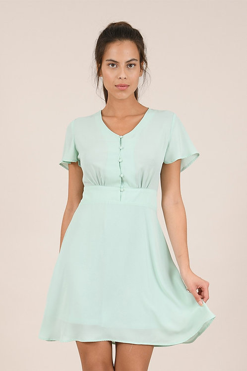Molly Bracken - Mint Dress