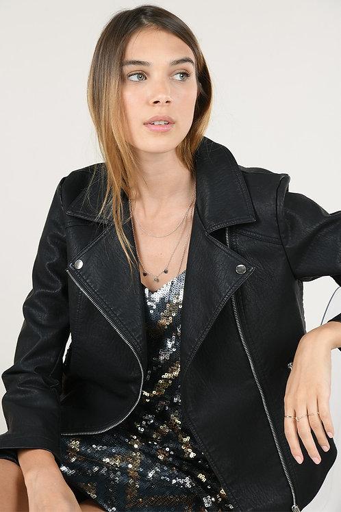 Molly Bracken - Leather Jacket