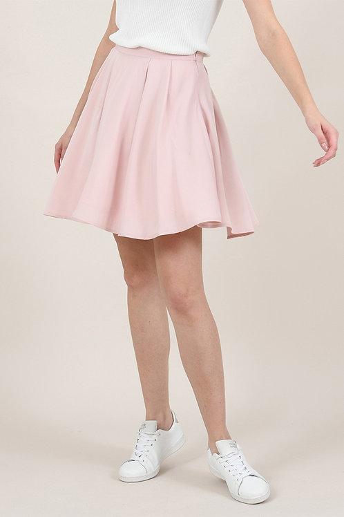 Molly Bracken Light Pink Skirt