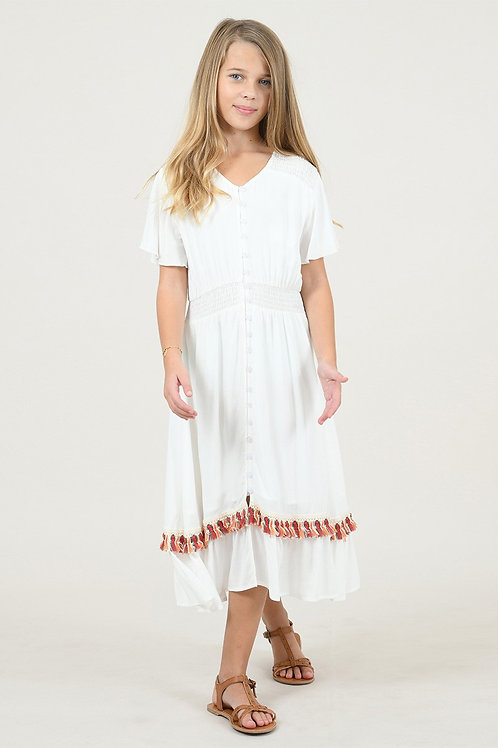 Mini Molly - Long Bohemian Dress