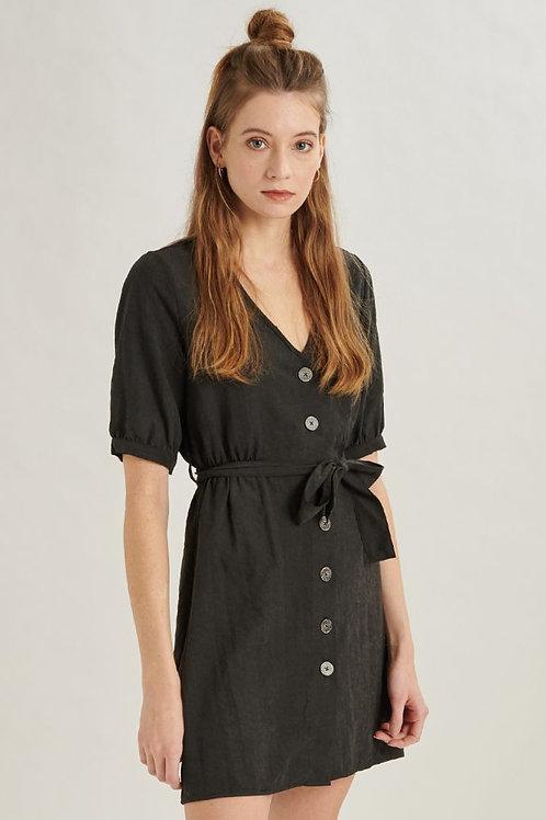 24 Colours - Black Acrylic Dress