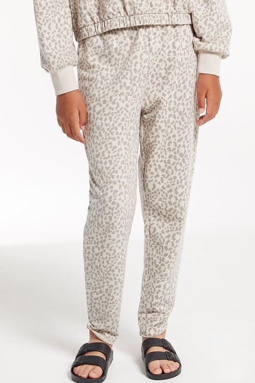 Z Supply (kids) - Reese Leopard Pant
