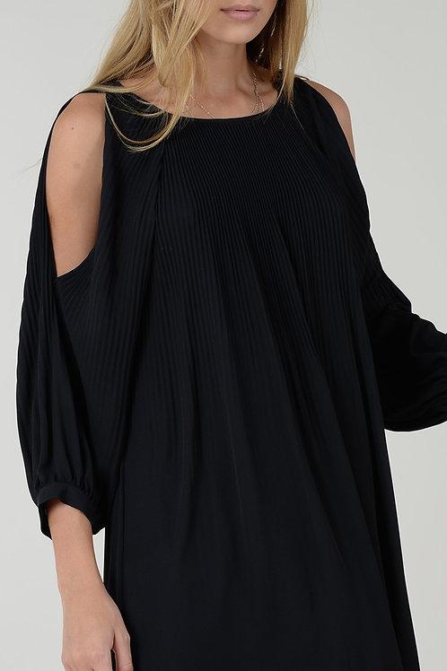 Molly Bracken Pleated Dress