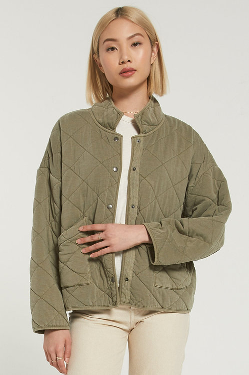 Z Supply - Maya Quilted Jacket