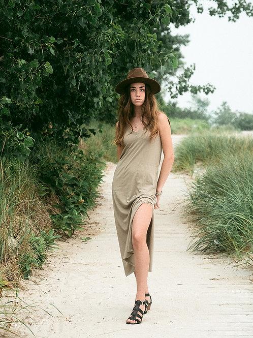Z Supply - Kinley Cotton Jersey Midi Dress