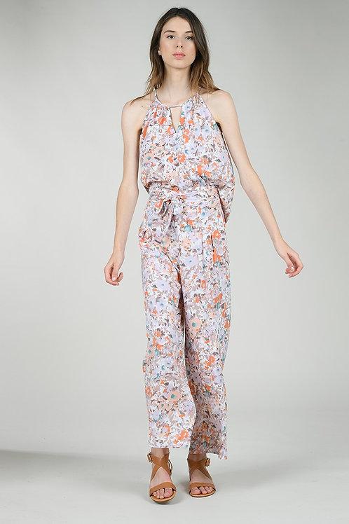 Molly Bracken - Monet High Waist Printed Pants