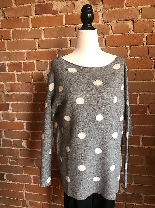Made In Italy - Polkadot Sweater