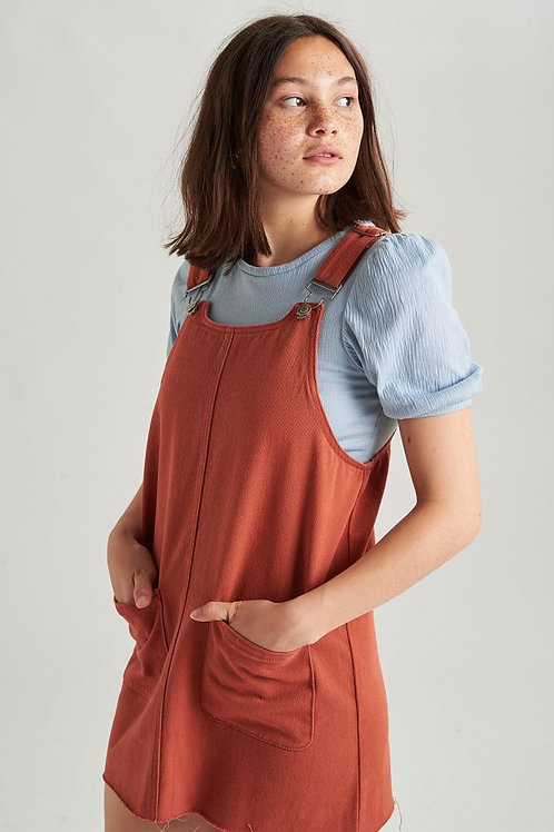 24 Colours - Indy Overall Dress