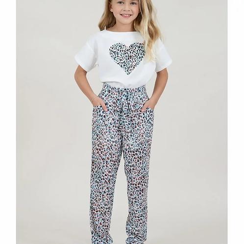 Mini Molly Fluid Pants