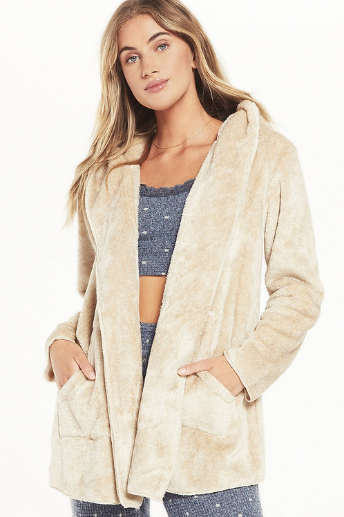 Z Supply Cozy Feels Plush Cardigan