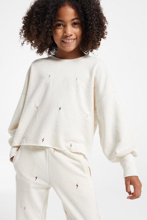 Z Supply (kids) - Kira Mini Blot Pullover