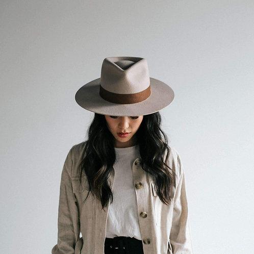 GigiPip - Miller Ivory Fedora